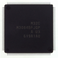 IC M32C MCU FLASH 512K 144LQFP