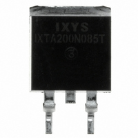 MOSFET N-CH 85V 200A TO-263