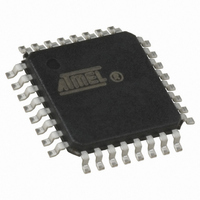 MCU AVR 32K FLASH 32TQFP
